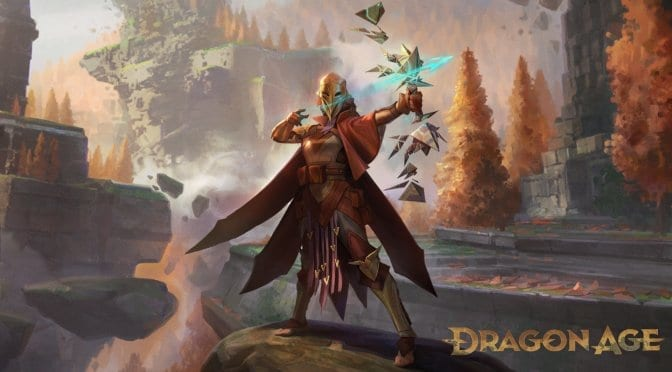 "Dragon Age executive producer Christian Dailey teases a new ""Dragon Age 4"" concept art"