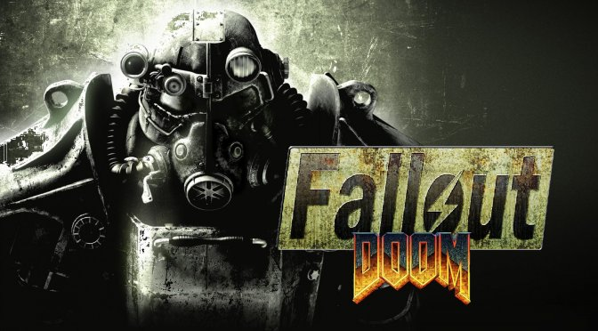 Fallout: GZDoom brings enemies and weapons from Fallout 3 to Doom