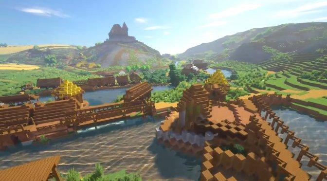 First trailer released for Kingdom Come Deliverance Remake in Minecraft