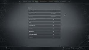 Outriders graphics settings-1