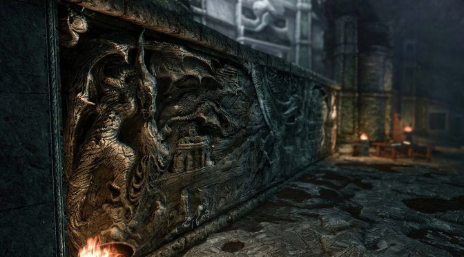 This 10GB mod for Skyrim overhauls the textures of virtually all towns