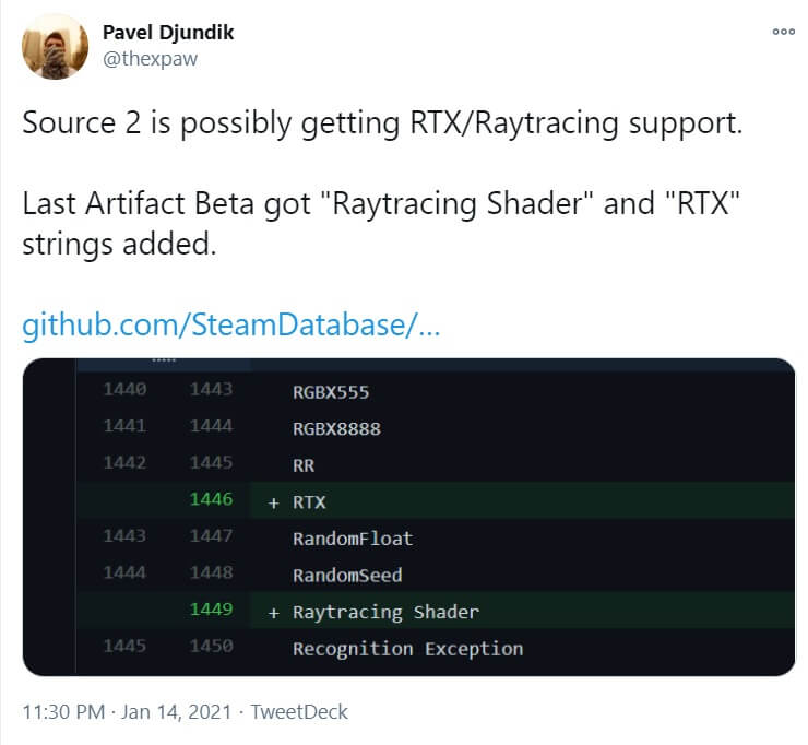 Source 2 Engine RTX