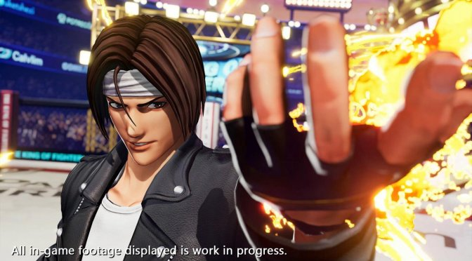 The King of Fighters XV has been delayed until Q1 2022
