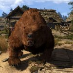 The Witcher 3 HD textures for animals-6