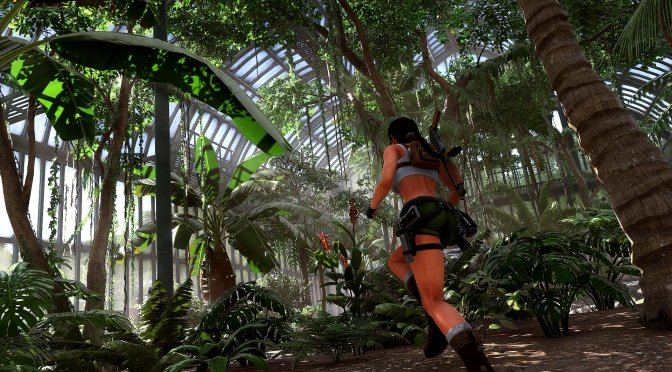 New gameplay video for the Tomb Raider 2 Fan Remake shows Lara driving a quad bike
