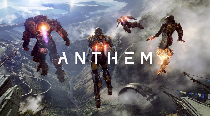 Anthem Next, or Anthem 2.0, has been officially cancelled