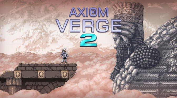 Axiom Verge 2 feature