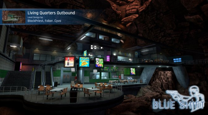 Chapter 2 for the Half-Life Blue Shift Remake in Black Mesa is now available for download