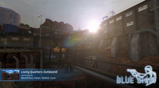 Half-Life: Blue Shift fan remake in Black Mesa gets new comparison screenshots