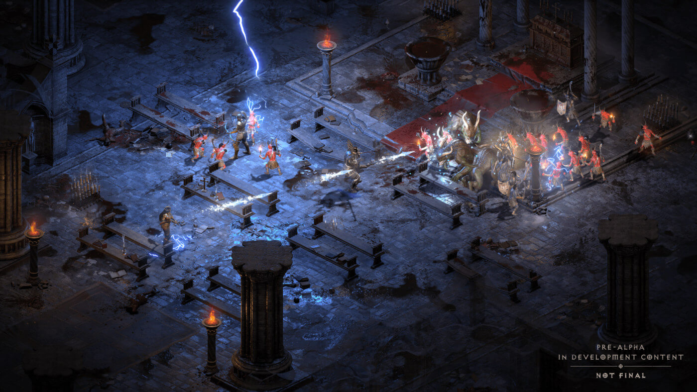 diablo 2 resurrected pc requirements revealed mod support