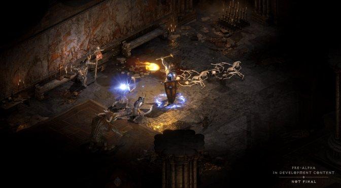 New Diablo 2 Resurrected trailers showcase the Druid, Amazon, Sorceress & more