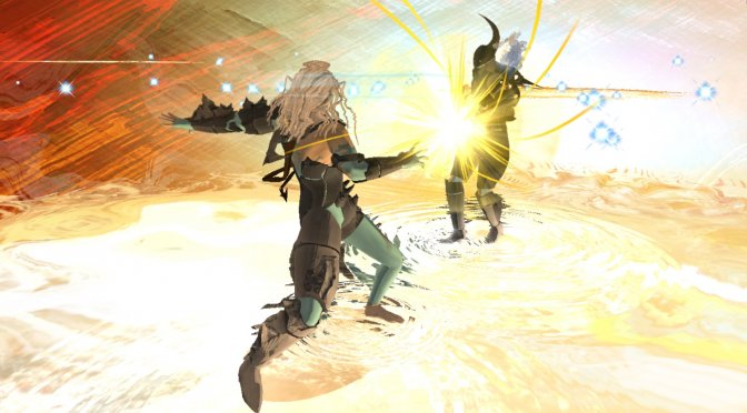 After 10 years, El Shaddai: Ascension of the Metatron is coming to PC