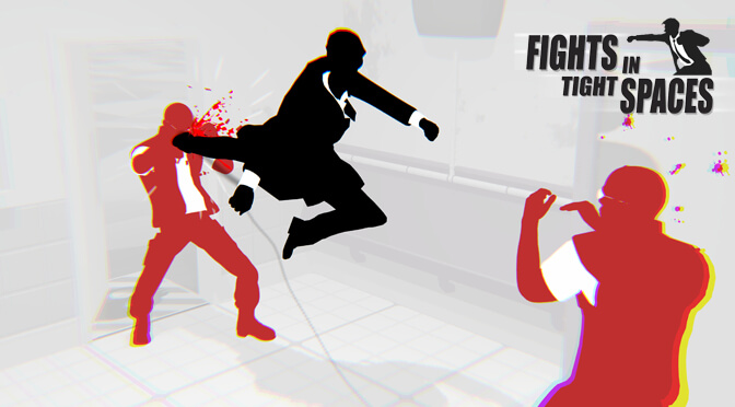 Fights in Tight Spaces Header