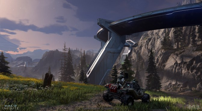 New Halo Infinite PC screenshots released