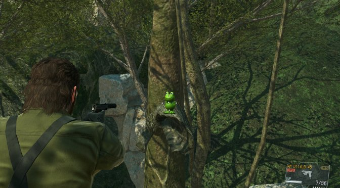 Modders are working on a Metal Gear Solid 3 Remake in Metal Gear Solid 5