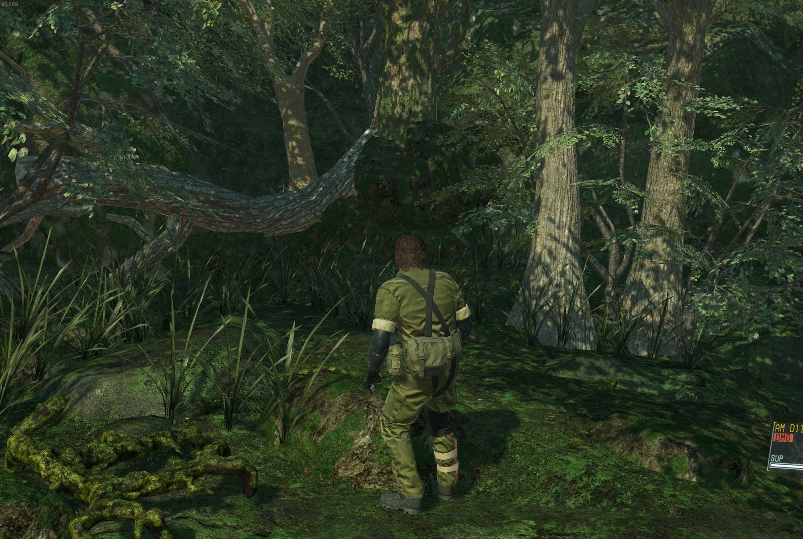 Metal Gear Solid 3 Remake Mod in MGS5-2