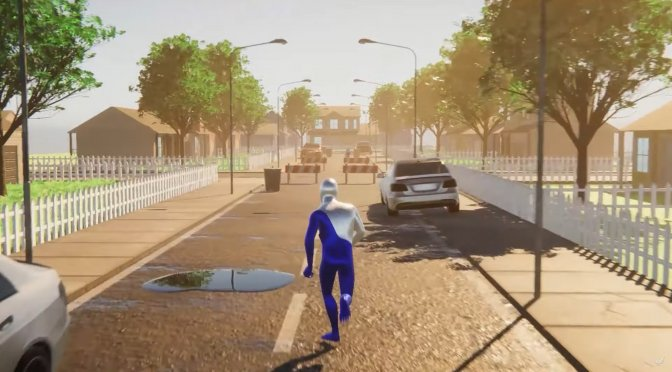 Here is what a Pepsiman Remake could look like on PC with Ray Tracing