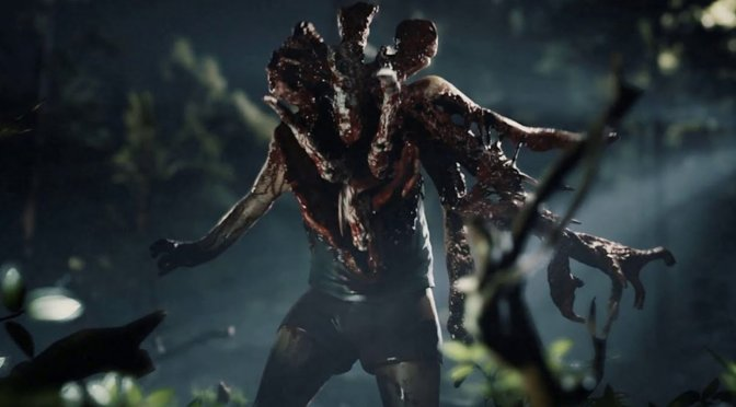 Project ILL looks like a stunning horror game with amazing dismemberment and gore effects