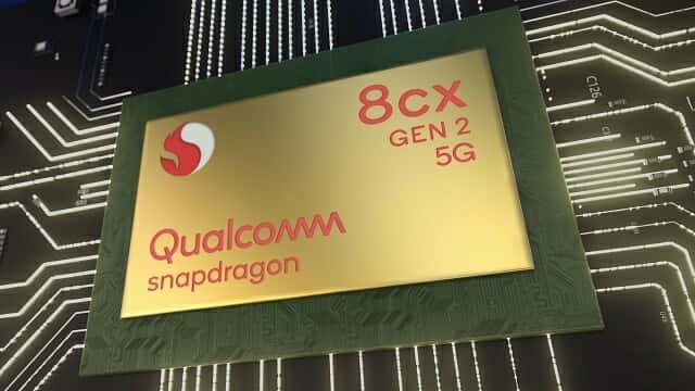 Qualcomm SnapDragon 8cx AP