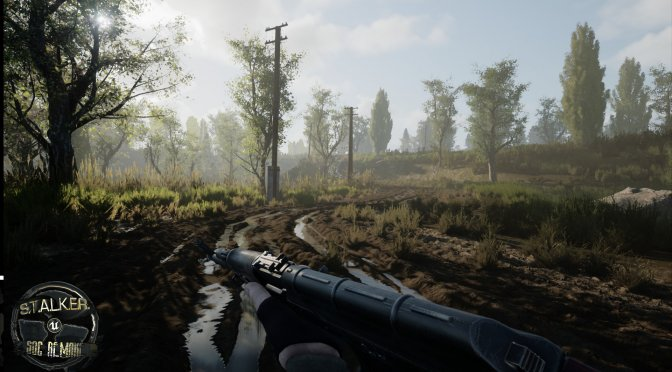 STALKER Fan Remake in Unreal Engine 4 gets new screenshots