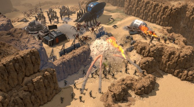 New gameplay trailer released for Starship Troopers – Terran Command
