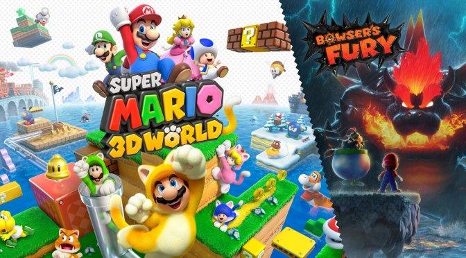 Super Mario 3D World+Bowser's Fury feature