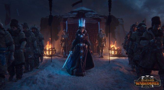 Total War: WARHAMMER III gets a gameplay teaser trailer