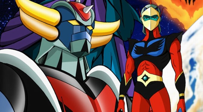 Microids and Dynamic Planning are working on an official UFO Robo Grendizer game