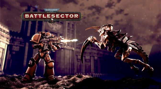 Warhammer 40K Battlesector feature