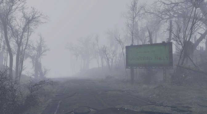 Whispering Hills, Silent Hill Mod for Fallout 4, Episode 1 released