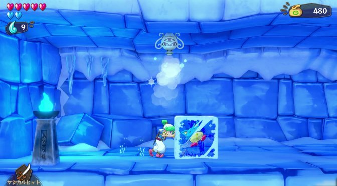 Wonder Boy: Asha in Monster World gets a brand new trailer