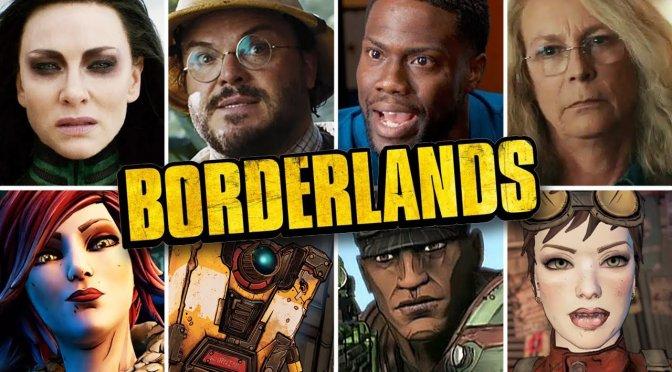 Borderlands Movie Header