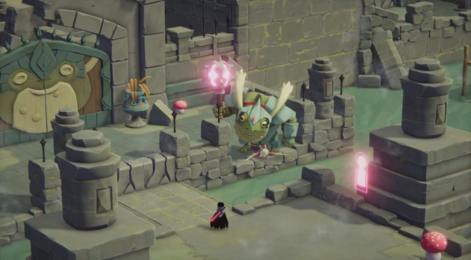 Death's Door is a new fantasy action adventure, coming to PC in Summer 2021