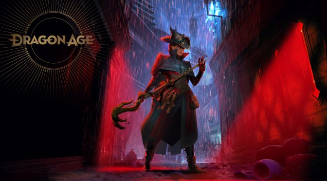 Bioware shares new concept artwork for Dragon Age