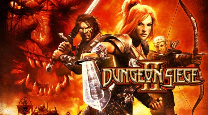 Dungeon Siege 2 gets a 3.4GB Mod, overhauling all of its terrain textures