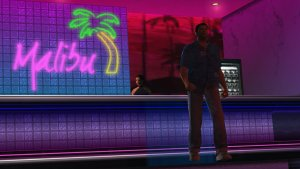 Grand Theft Auto Vice City BETA Edition screenshots-1