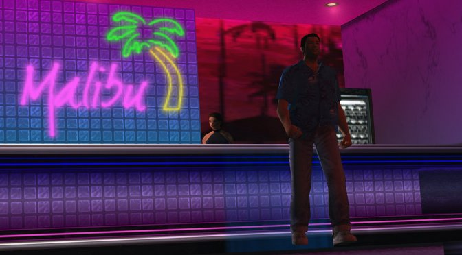 Grand Theft Auto Vice City BETA Edition 3.5.6 available for download