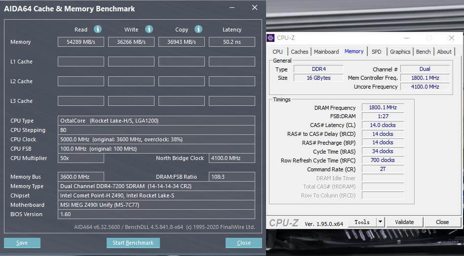 Intel Infinity Fabric Clock rumor-3