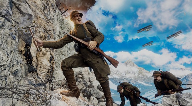 Isonzo is a new WW1 FPS game, first details and screenshots
