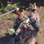 Levi Ackerman Monster Hunter World-4