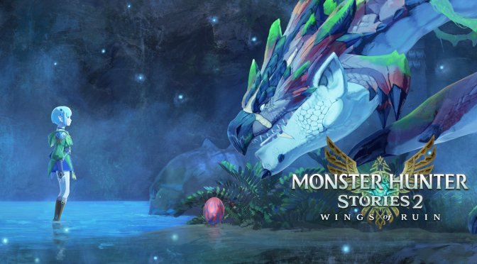 Monster Hunter Stories 2 Wings feature