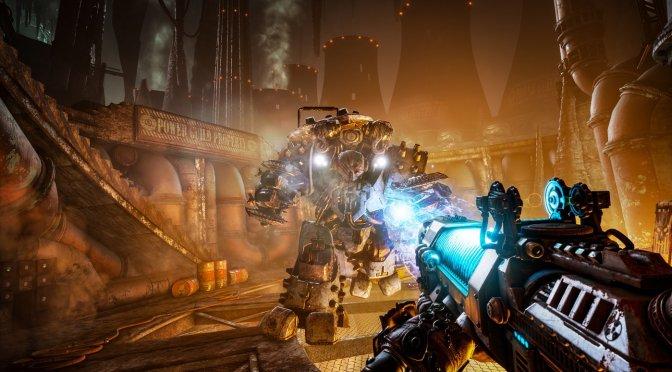 New Necromunda: Hired Gun gameplay trailer showcases the Autopistol Weapon