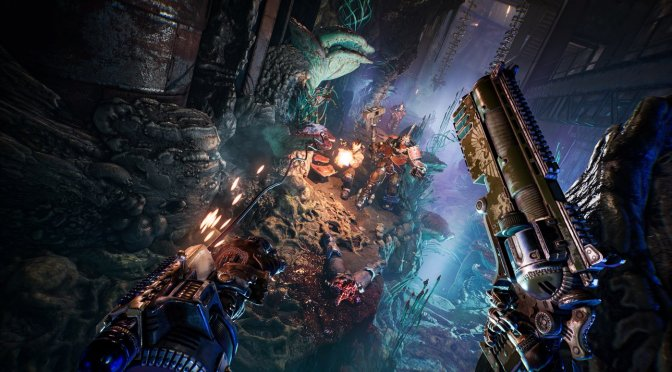 New trailers for Resident Evil Village, Necromunda: Hired Gun & Hood: Outlaws & Legends