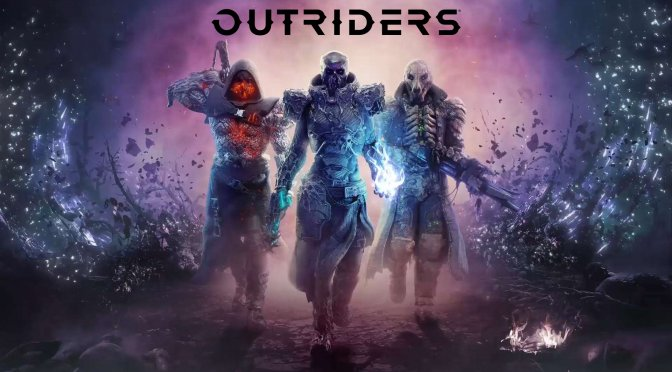 Outriders New Header