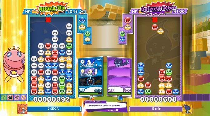 Puyo Puyo Tetris 2 feature