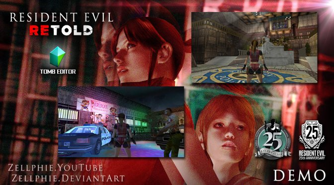 Resident Evil REtold feature