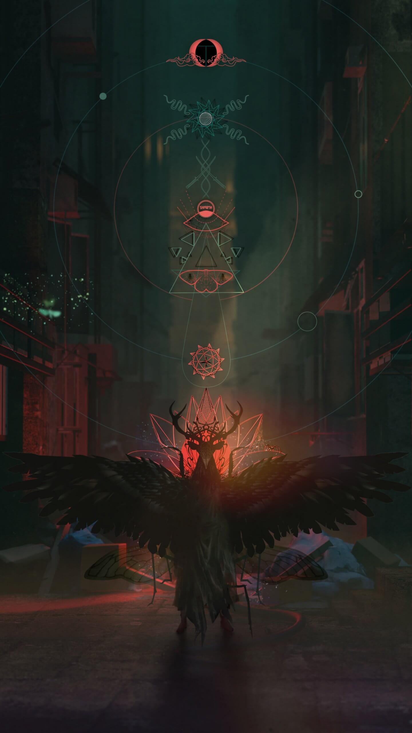 Silent Hill creator concept art