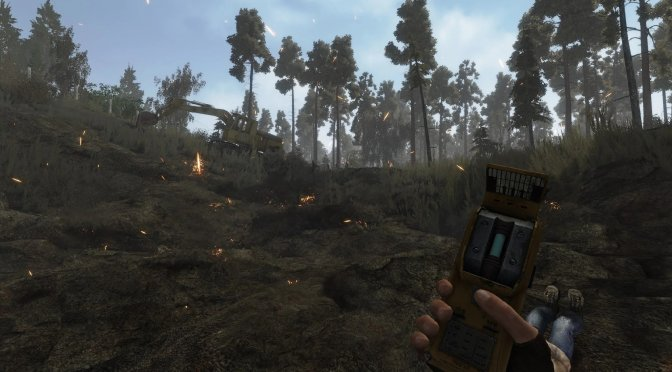 STALKER-inspired fan game in CryEngine 2 cancelled, but you can download its latest build