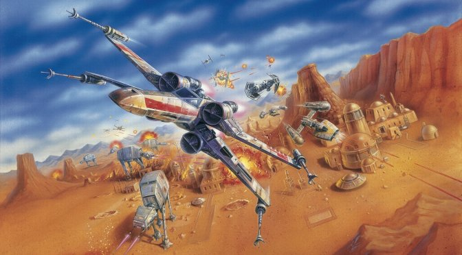 Star Wars Rogue Squadron 2 Rogue Leader feature