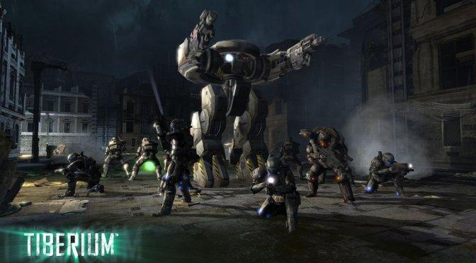 Tiberium Command & Conquer feature